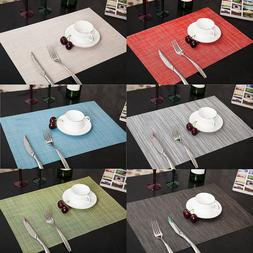 sales pvc quick drying placemats insulation mats