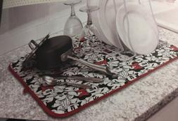 DISNEY Mickey Mouse Dish Drying Mat Kitchen Bar  By Best Bra