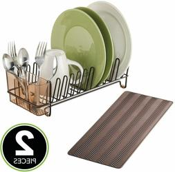 NEW Compact Kitchen Countertop, Sink Dish Drying Rack and Si