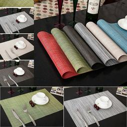 Quick-drying Placemats Insulation Mats Tables Coasters Kitch