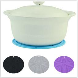 Silicone Quick-drying Placemats Insulation Mats Non-Slip Cup