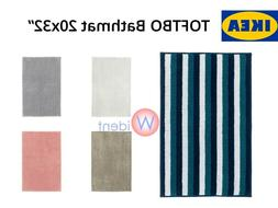 IKEA TOFTBO Bathmat Ultra Soft Absorbent and Dries Quickly 2